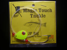 Magic Touch Tackle No.445 JP RIG for Weakfish - Fluke - Summer Flounder - GREEN