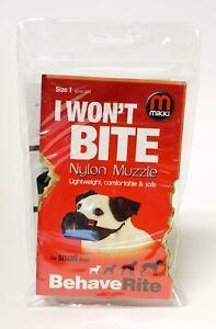 Mikki Muzzle Size 1