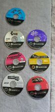 COLLECTION OF 7 NINTENDO GAMECUBE GAMES - JOB LOT Discs Only no manuals / cases