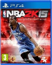 NBA 2K15 PS4 NUOVO ITA