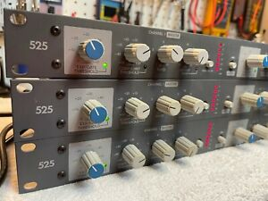 Symetrix 525 Dual Gated Compressor Limiter 3 Available Consecutive Serial #'s!