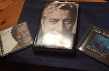 Tony Bennett collection: h/c autobiography & 2 CDs Unplugged & Duets