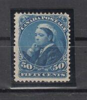 Y4593/ CANADA – SG # 116 MINT MH – CV 365 $