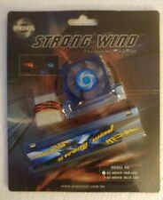 EverCool Strong Wind Memory Cooler Blue EC-MSW/B