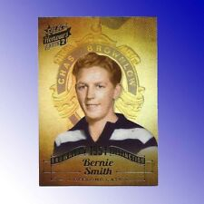 NO:59 2015 AFL HONOURS BROWNLOW DISTINCTION CARD GEELONG CATS BERNIE SMITH BD28
