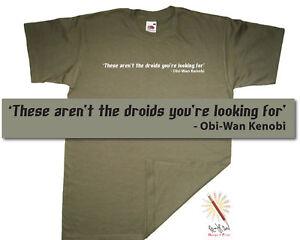 STAR WARS t-shirt Obi-Wan-Kenobi JEDI CULT FILM S-XXXL