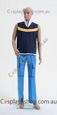 Pokemon Ash Ketchum Full Set Cosplay Costume Custom Made Style B
