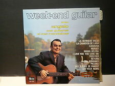 ANGELO Ses guitares ses mandolines Week end guitar MONDE MELODY MM 3305
