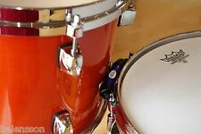 cRASHbar Drum Finish Protector -helensson snare bumper stops Gretsch shell rash
