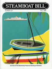"#227 Royal Yacht BRITANNIA -""Steamboat Bill"" fall 1998-SSHSA MAILS WORLDWIDE"