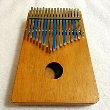 17 Note Hugh Tracey Vintage Kalimba African Thumb Piano