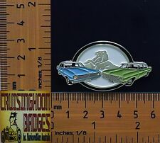 HD & HR Holden Blue and Green Sedans Sedan Quality Metal Lapel Pin / Badge