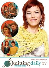NEW! Knitting Daily TV Series 1300 with Vickie Howell [DVD]