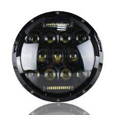 7 inch Round LED DRL Headlight 4 Harley Davidson Motorcycle Jeep Wrangler JK TJ