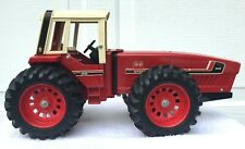 International Harvester IH Pressed Steel 1:16th Scale 2+2 Tractor #3588 Ertl 464