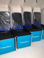 LOT 4pcs 100% New's BlackBerry's 9720 - 4 Blue or mix col(Unlocked) Smartphone's