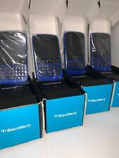 4pcs Lot 4 X 100% New's BlackBerry's 9720 - Blue (Unlocked) Smartphone's