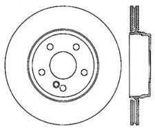 Disc Brake Rotor-Sport Drilled Disc Rear Left Stoptech 128.35115L
