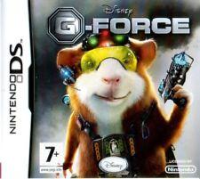 DISNEY G-FORCE Nintendo DS Gioco D'Azione 7+ completa