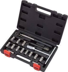 Welzh Werkzeug Diesel Injector Seat Cleaner 17Pc