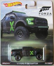 Hot Wheels Premium Forza Motorsport '17 FORD F-150 RAPTOR
