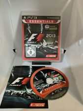 Sony Playstation 3 Game - Formula 1 -- 2013 -- Essentials -- getestet -- selten