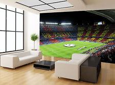 Soccer Barca Football Stadium Photo Wallpaper GIANT WALL DECOR Wall Mural