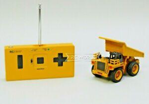 RC Micro 1/64 Construction DUMP TRUCK Micro RC Truck 27MHz