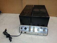 vintage McIntosh MC-2100 Stereo or Mono Power Amplifier