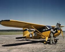 Ground crew working on Coastal Patrol plane Bar Harbor Maine 1943 New 8x10 Photo