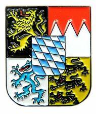 Pin Anstecker Freistaat Bayern Wappen Anstecknadel