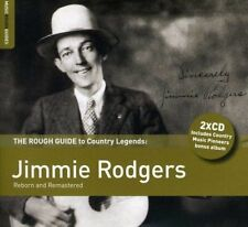 CD musicali country a country Jimmie Rodgers