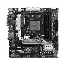 ASRock A320M PRO4 Socket AM4/ AMD A320/ DDR4/ SATA3&USB3.0/ M.2/ A&GbE/