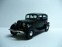 1/43 Scale model. GAZ-M1 1936. (Avtolegendy USSR)