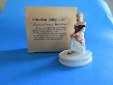 """Vintage Sebastian Miniatures """"Katrina Van Tassell� 1982"""