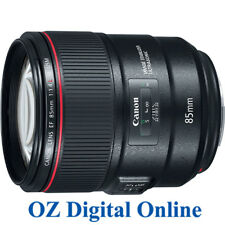 NEW Canon EF 85mm f/1.4L IS USM F1.4 Lens 1 Year Aust Wty for EOS 1Dx 5D MK4 6D