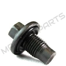 Ford Focus C Max Fiesta Fusion Engine Oil Pan Drain Sump Plug with Gasket