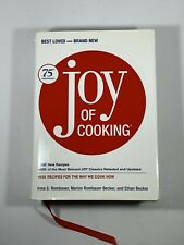 The Joy of Cooking 75th Anniversary Edition Hard Back Book