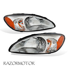 2000-2007 Replacement Headlight Pair For Ford Taurus Except Centennial Edition
