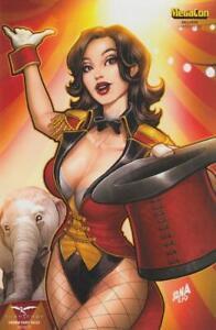 Zenescope Grimm Fairy Tales  #27 - MegaCon Cover by David Nakayama -  LE 350