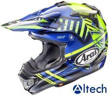 New 2018 Arai MX-V Star Yellow Motocross Helmet Medium 57-58cm