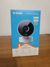 D-Link HD Wi-Fi Indoor Security Camera (DCS-8010LH-WM)works with alexa