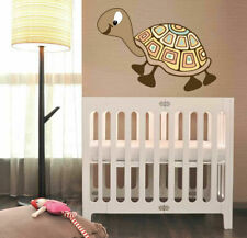 ced6 Full Color Wall decal Sticker turtle for boy bedroom kids nursery