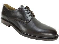 BOSS Orange By HUGO BOSS Men's Cultroot Derbie Oxfords DK Brown Leather Size 9 M