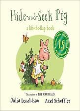Hide-and-Seek Pig (Tales from Acorn Wood),Julia Donaldson