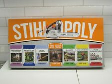 """STIHL-OPOLY"" Stihl Opoly Stihlopoly Chain Saw Board Game Rare-sealed"