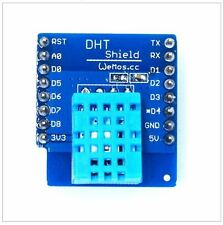DHT11 Temperature And Humidity Shield Wemos D1 Mini IOT ESP8266 Arduino NodeMcu