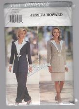 BUTTERICK pattern 4341 skirt pant suit Sz 12 14 16 Unused FF Jessica Howard