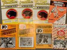 More details for ice hockey programmes from uk 1980s