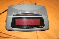 Timex AM/FM Digital Alarm Clock Radio (Model T229B)